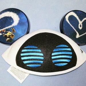 Eve Disney ears from WALL-E